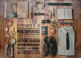 Mens Conference 2013