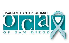 Ovarian Cancer Alliance of San Diego logo