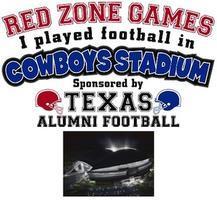 Red Zone Games at AT&T Stadium. www.RedZoneUSA.com