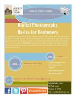 Digital Photography Basics Workshop:...