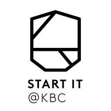 Start it@KBC logo