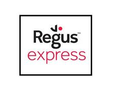 Regus Express, The Takeover Expert & Plymouth University  logo