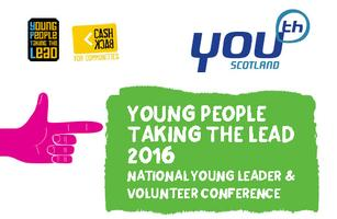 Young People Taking the Lead National Young Leader and...
