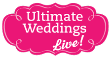 Ultimate Weddings Live logo