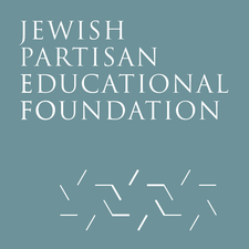 Jewish Partisan Educational Foundation logo