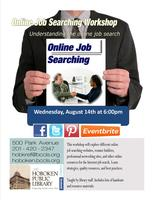 Monthly Career Workshop: Online Job Searchng