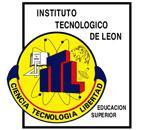INSTITUTO TECNOLÓGICO DE LEÓN logo