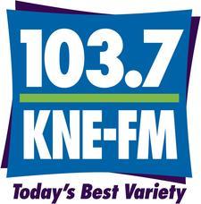 KNE FM logo
