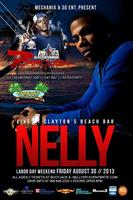 NELLY/DORROUGH LIVE IN CONCERT AT CLAYTON'S SOUTH...