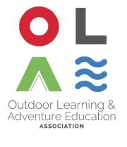 Outdoor Learning & Adventure Education Association logo