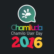 Chamilo User Day 2016 logo