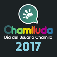 Chamilo User Day logo