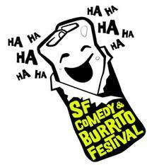 SF Comedy & Burrito Festival logo