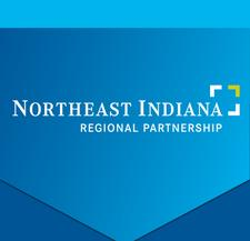 Northeast Indiana Regional Partnership logo