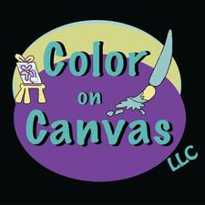 Color On Canvas logo