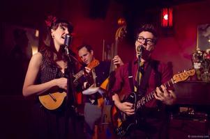 Sleepy Creek Concert Series Presents Victor & Penny