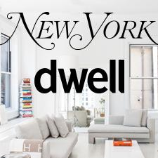 CITY MODERN presented by New York and Dwell magazines logo