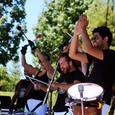 TDot Batu Afro-Brazilian Drumming Band logo