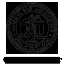 Federal Bar Association, Chicago Chapter logo