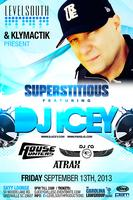 DJ Icey - with House Hunters, DJ Ra and ATRAX...