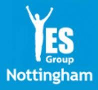 Yes Group Nottingham   logo