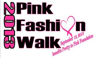 Pink Fashion Walk 2013