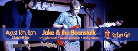 Jake & the Beanstalk w/ Parker Smith, Melissa...
