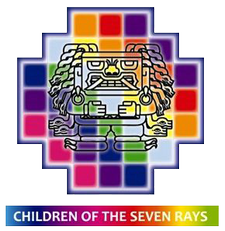 Children of the Seven Rays logo