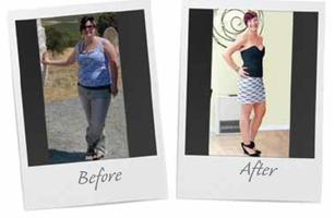 """How I lost 30kg eating real food and never feeling..."