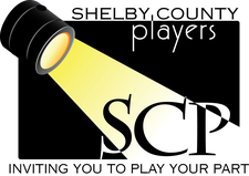Shelby County Players, Inc. logo