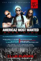 """AMERICAZ MOST WANTED #PREDAWN """"The ONLY PARTY TIL 5AM""""..."""