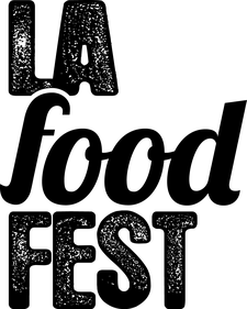 LA Food Fest logo