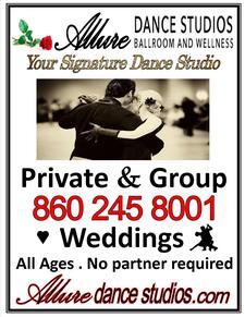 Allure Dance Studios  logo