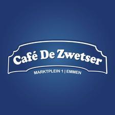 Cafe de Zwetser logo