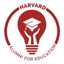 Harvard Alumni for Education logo