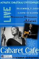 Acoustic Christmas Coffeehouse feat. BREANNE PRIMEAU...