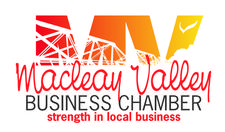 Macleay Valley Business Chamber logo