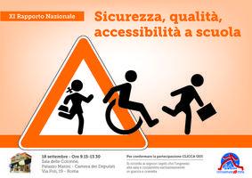 Sicurezza, disabilità e accessibilità a scuola- XI...