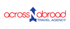 across N abroad Travel  logo