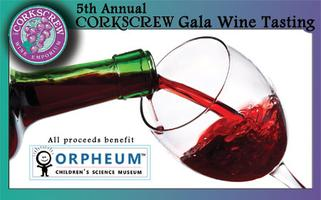 5th Annual Corkscrew Wine Gala Benefiting the Orpheum