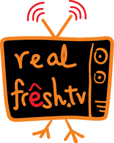 Real Fresh TV logo