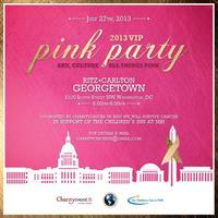 2013 VIP Pink Party: Arts, Culture, & All Things Pink!