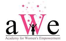 AWE (Academy for Women's Empowerment) logo