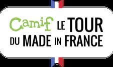 Le tour du Made in France Camif logo