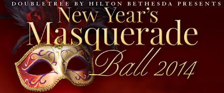 New Year's Masquerade Ball 2014