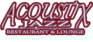 Acoustix Jazz Where Live Jazz Music Lives.