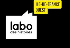 Le Labo des histoires Ile-de-France - Ouest logo