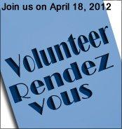 4th Annual Volunteer Rendez-Vous