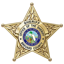 Brevard County Sheriff's Office logo
