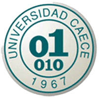 Universidad CAECE logo